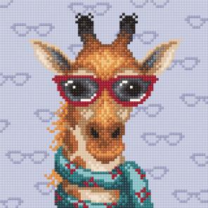 Глаза в глаза Алмазная вышивка мозаика Brilliart МС-082