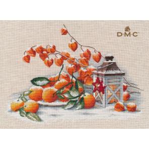 Накануне Рождества Набор для вышивания Овен 1417