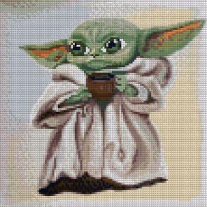 Утренний чай Алмазная вышивка мозаика Color kit DFD1001