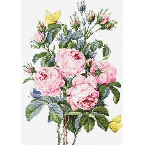Букет роз Набор для вышивания LUCA-S B2373