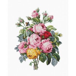Розы Набор для вышивания LUCA-S B2372