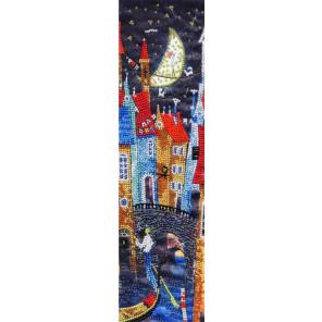 Ночь в Венеции Набор для вышивания бисером Золотое Руно РТ-156