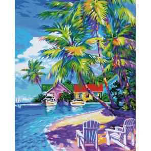 Солнечные Карибы Раскраска картина по номерам Schipper (Германия) 9130830