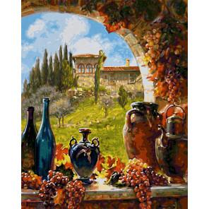 Виноградная лоза из Тосканы Раскраска картина по номерам Schipper (Германия) 9130840