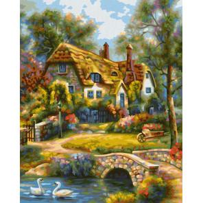 Старый Английский дом Раскраска картина по номерам Schipper (Германия) 9240831