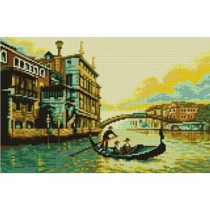 Путешествуя по Венеции Алмазная вышивка (мозаика) Sddi Anya