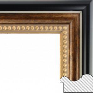 Joyce Рамка багетная для картины на подрамнике и на картоне 1810-BL