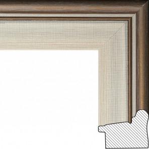 Naomi Рамка багетная для картины на подрамнике и на картоне 2292-BB