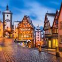 Ротенбург. Германия Алмазная вышивка мозаика Molly KM0923
