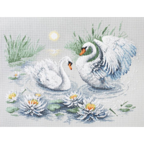 Свадебный вальс Набор для вышивания Чудесная игла 130-061