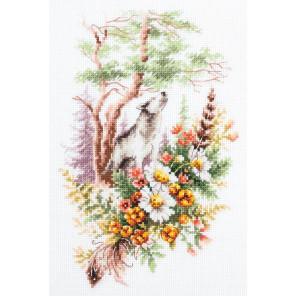 Дух летнего леса Набор для вышивания Чудесная игла 200-019