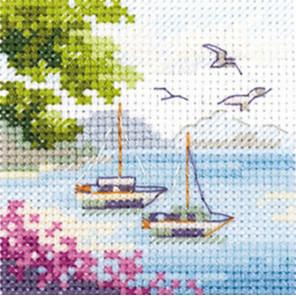 Вид на море Набор для вышивания Алиса 0-203