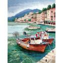 Лодки Набор для вышивания Марья Искусница 02.012.05