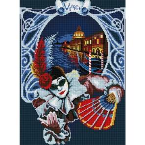 Венеция. Карнавал Алмазная вышивка (мозаика) Sddi Anya
