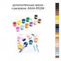 Дополнительные краски для раскраски 40х50 см AAAA-RS284