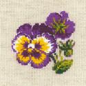 Пара анюток Набор для вышивания Риолис 1857