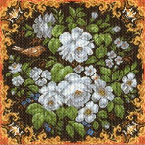 Цветочный рай Набор для вышивания Матренин Посад 1093-Н