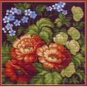 Цветущее лето Набор для вышивания Матренин Посад 1094-Н
