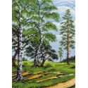 На лесной опушке Набор для вышивания Матренин Посад 0590-Н