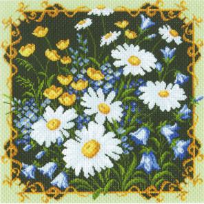 Хоровод ромашек Набор для вышивания Матренин Посад 1195-Н
