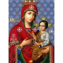 Богородица Скоропослушница Набор для вышивания Вышиваем бисером L-161