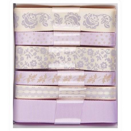 French Lavender Ленты для скрапбукинга, кардмейкинга Docrafts