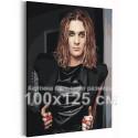 Йоэль Хокка / Blind Channel 100х125 см Раскраска картина по номерам на холсте AAAA-RS253-100x125