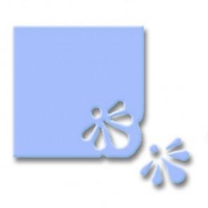 Фонтан Угловой фигурный дырокол для скрапбукинга, кардмейкинга Efco