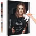 Йоэль Хокка / Blind Channel Раскраска картина по номерам на холсте AAAA-RS253