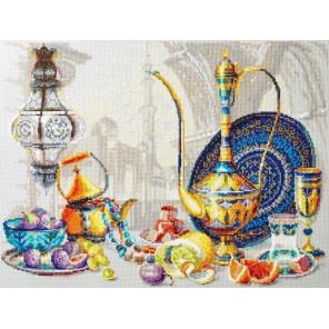 Яркие краски Марокко Набор для вышивания Чудесная Игла 120-301
