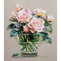 Аромат роз Набор для вышивания Марья Искусница 04.005.20