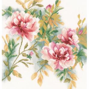 Rose Branch Набор для вышивания LanArte PN-0008127