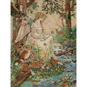 Матушка природа Набор для вышивания Design works 2936