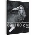 Йоэль Хокка / Blind Channel / Violent Pop 80х100 см Раскраска картина по номерам на холсте AAAA-RS360-80x100