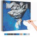 Мудрец Раскраска картина по номерам на холсте AAAA-RS093