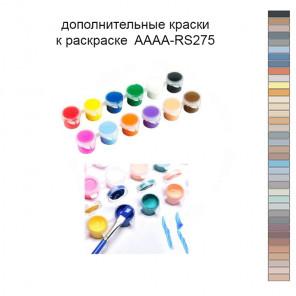 Дополнительные краски для раскраски 40х50 см AAAA-RS275