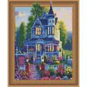 Сказочный замок Алмазная вышивка мозаика TSGJ1244