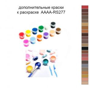 Дополнительные краски для раскраски 40х50 см AAAA-RS277