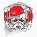 Люблю музыку Картина по номерам Molly KH1082