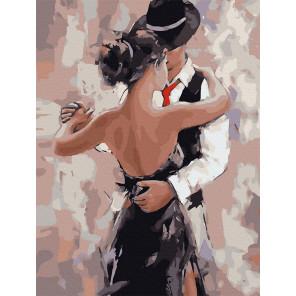 Аргентинское танго Картина по номерам Molly KK0702