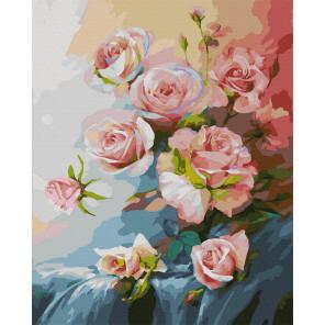 Розовое утро (Романов Р. ) Картина по номерам Molly KK0711