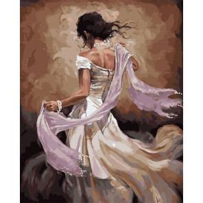 Фламенко Картина по номерам Molly KK0719