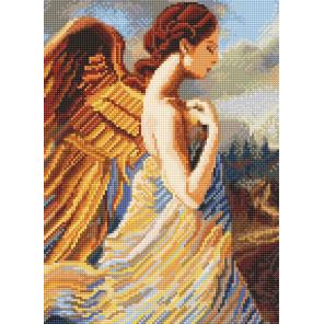 Ангел Алмазная вышивка мозаика Алмазное хобби AH5509