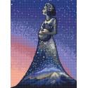 Я - Вселенная Алмазная вышивка мозаика Алмазное хобби AH5466