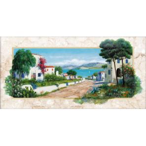 Дорога к океану Алмазная вышивка мозаика АЖ-1912