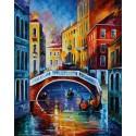 Венецианские краски Алмазная вышивка (мозаика) Гранни