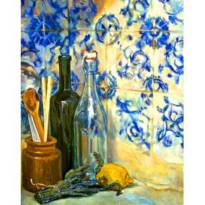 Натюрморт в голландском стиле Алмазная вышивка (мозаика) Color Kit