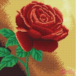 Эмблема любви Алмазная вышивка (мозаика) стразами Molly