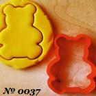 Выберите размер Мишка Форма для вырезания печенья и пряников