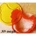 Курочка Форма для вырезания печенья и пряников